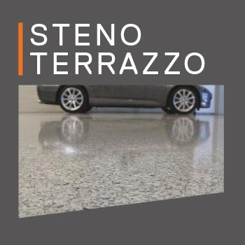 Terrazzo fra StoCretec Flooring AS