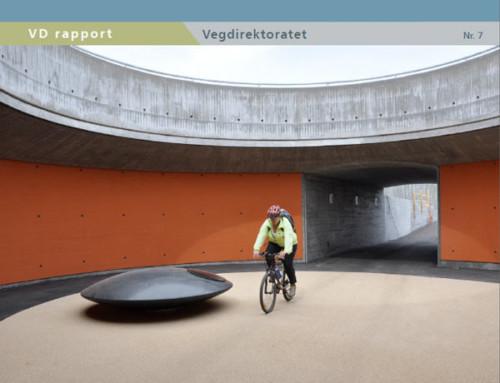 Satsing på sykkelveier med Barrikade