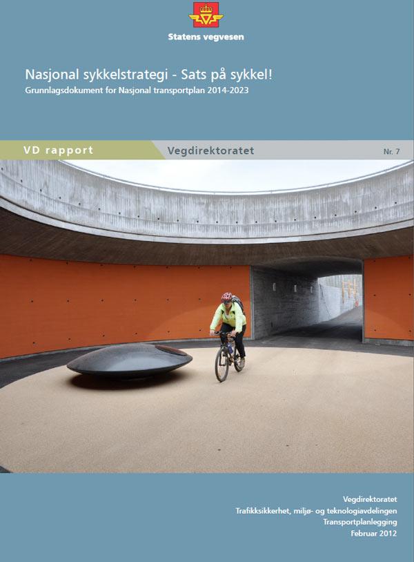Nasjonal Sykkelstrategi 2014-2023