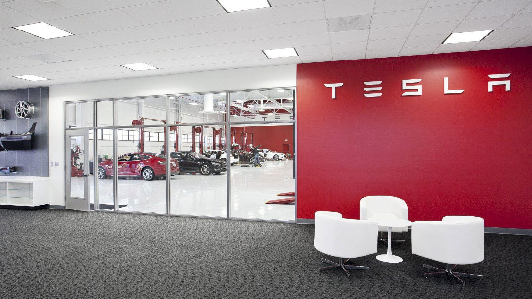 Tesla velger Barrikade