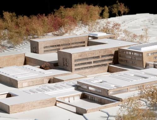 Hesselberg Bygg vinner stor kontrakt på Campus Ås