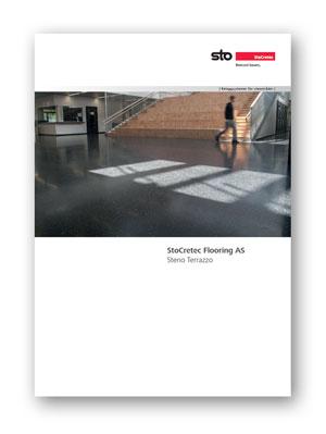 Terrazzo brosjyre for Hesselberg bygg nedlasting