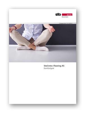 Comfort floor brochure