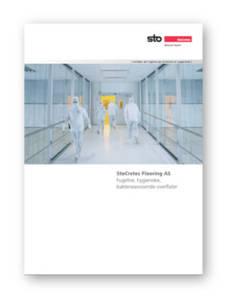Firmabrosjyre for StoCretec Flooring AS