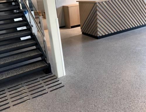 AS Sigurd Hesselberg visste hvor de kunne få fine gulv
